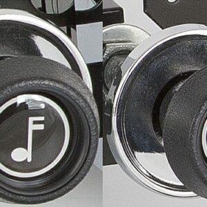 Raadionupud (sümbolitega)