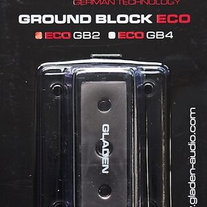 Gladen GB2 voolujaotusplokk