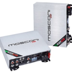 Gladen Mosconi D2 100.4 DSP