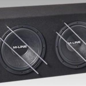 Gladen M-Line 12 VB Dual