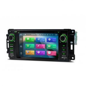 "Jeep/Chrysler/Dodge Android 6.0 6,2"" ekraan"