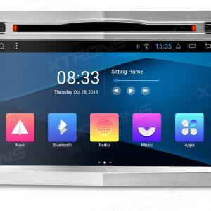Opel Android 8.1 multimeedia keskus