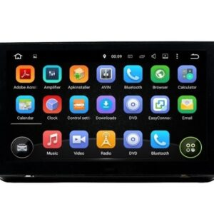 Skoda Superb Android multimeedia keskus